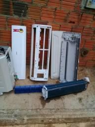 Instalação é manutenção de ar condicionado