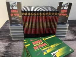 Enciclopédia Armas Ligeiras de Fogo - Edições del Prado
