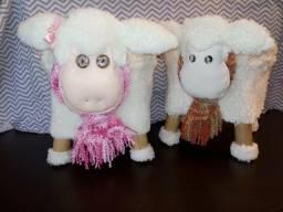Banquinhos de ovelha