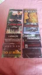 11 Filmes de terror por R$6,00