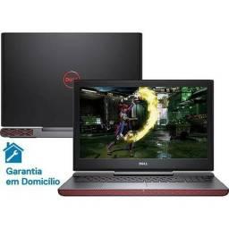 Notebook Dell Inspiron 15 Gaming i15-7567-A10P Intel Core i5 8GB (GeForce GTX 1050 com 4GB