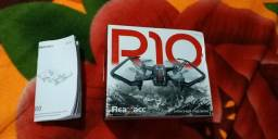 Nano drone Novo na Caixa