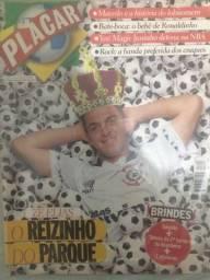 Revista Antigas de Futebol da PLACAR