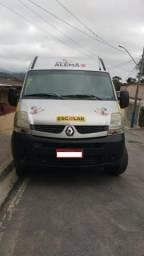 Van Escolar, Master, Renault, Teto Alto, 2011 - 2011