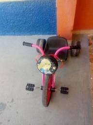 Triciclo barbie