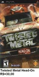 Twisted Metal Head On de Psp