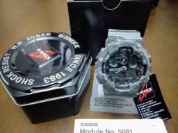 87a3bbb7f6f Relógio masculino G shock camuflado