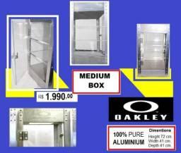 5ddbfaedd00cb Oakley Expositor Medium 1 4 do Valor da Nota Fiscal em 12 Vezes