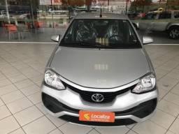 TOYOTA ETIOS 2017/2018 1.5 XS 16V FLEX 4P AUTOMÁTICO - 2018