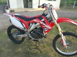 Crf 450 r injetada - 2009