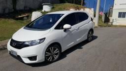 Honda Fit EX 1.5 Flex 2015 Automático Completo + Couro - 2015