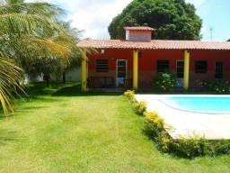 Casa Chácara no Novo Iguape - Ótima Acesso e Localização - Recebemos Carro