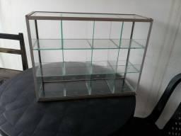 Balheiro de vidro 12 compartimentos