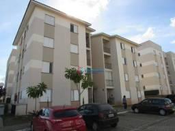 Apartamento com 2 dormitórios para alugar, 49 m² por r$ 780/mês - jardim volobueff (nova v