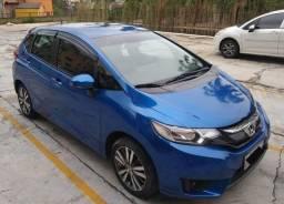 Honda fit 1.5 exl 16v flex 4portas automático completo - 2015
