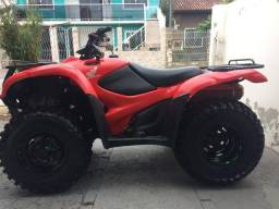 Honda Fourtrax 420 4x4 - 2013