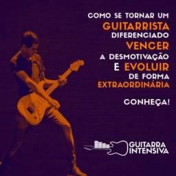 Curso de guitarra intensiva (Curso completo Online)