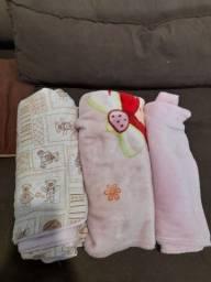 Cobertor e edredom para berço Araucária