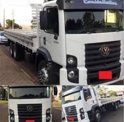 Caminhão Vw constallation 24250 6x2 ano 2009