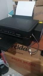 Impressora epson xp 241 com bulk ink