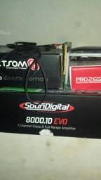 SD 8000.1D EVO novo com garantia