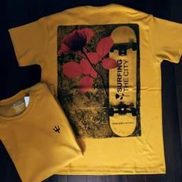 Camisas osklen malhão