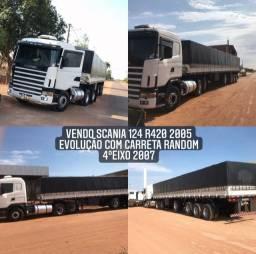 Vendo Scania
