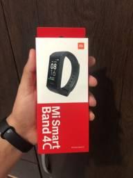 Smart band Miband 4c pulseira Xiaomi lançamento!!