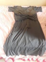 Vende-se vestido de festa semi novo