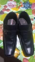 Sapato social preto tamanho 40