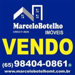Terreno 1.620m2 a venda Bairro Cachoeira das Garças Cuiabá MT