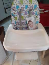 Cadeira de Alimentação NOVAAA da marca Galzerano Ursinhos