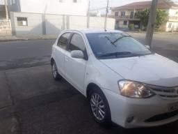 Vendo ou troca Toyota Etios XLS 1.5 16V Flex