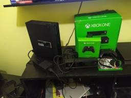 Xbox One com DEFEITO