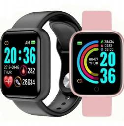Smartwatch D20 Relógio Inteligente Bluetooth