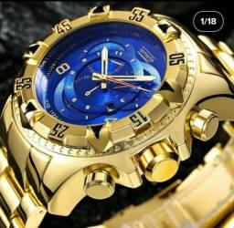 Relógio invicta Zeus novo na caixa