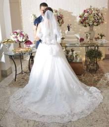 Véu de noiva (aluguel)
