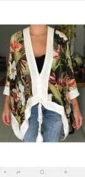 Kimono/Bata FARM. tm único