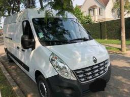 Renault Master 2.3 ano 2019. Parcelo sem banco