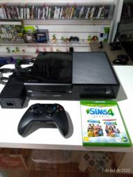 Xbox one 500GB travado funciona perfeito entrega gratuita parcela até 12x