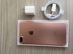 IPhone 7 Plus 32GB Rose estado de zero