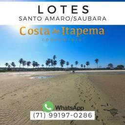 Lotes a partir de 450m²- Costa de Itapema