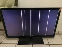 TV 42 LG com defeito