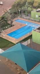Vendo Apto Caliandra Residence Club 2 qts Armários Lazer Completo Nascente