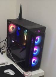Gabinete gamer Cooler Master CM530P