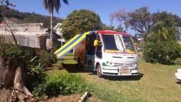 Micro onibus motor casa 2002