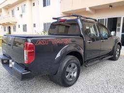 Frontier diesel 4x4 2012