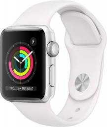 Apple Watch Series 3 38mm ? Garantia de 1 ano ? Produto Lacrado - Somos Loja Física