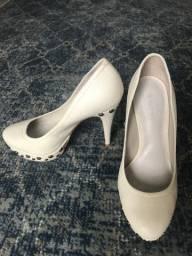 Vendo sapato Scarpin capodarte couro 35