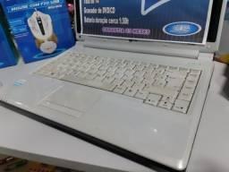 N o t ebook LG | DualCore | 3GB Memoria | C/garantia | Formatado e Revisado